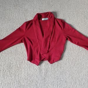Mini blazer